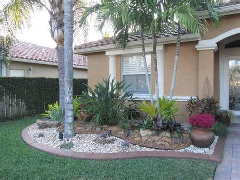 beautiful trees for front yard real palm trees curb appeal landscaping small front yard