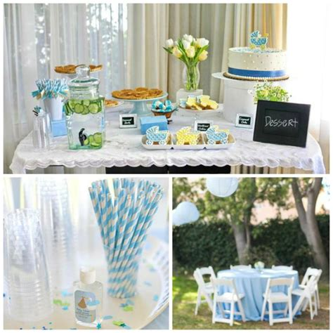 Baby Shower Outdoor by Outdoor Baby Shower Boy