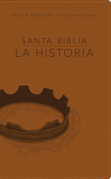 Nvi Spanish The Story Going Deeper Santa Biblia La