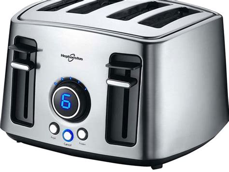 T Fal Classic Avante 2 Slice Toaster 12 Best Toasters That Will Make Snacking A Fun Experience