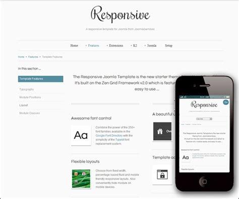 template joomla gratuit responsive 20 awesome responsive joomla templates