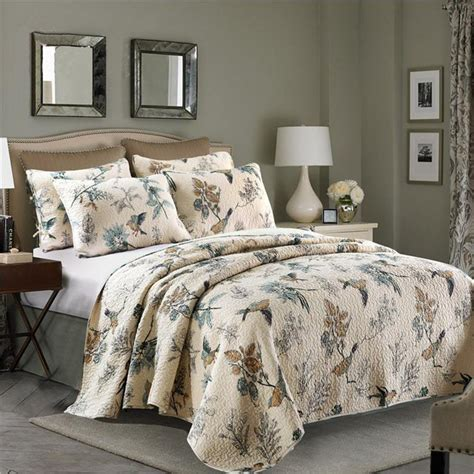 comforter with birds total fab bedding with birds on it