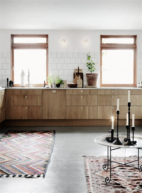 wooden kitchen cabinets and concrete floor decordots bloglovin
