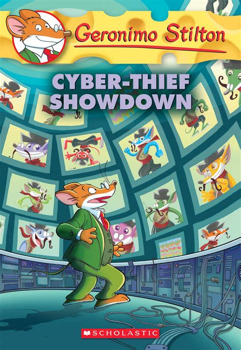 cyber thief showdown geronimo stilton 68 by geronimo