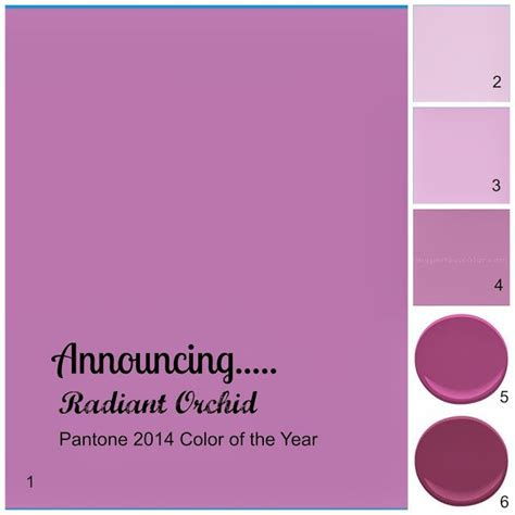 101 best images about 2014 pantone color of the year radiant orchid on pantone