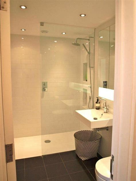Open Shower Small Bathroom Best 25 Open Plan Small Bathrooms Ideas On Small Open Floor House Plans Open Plan