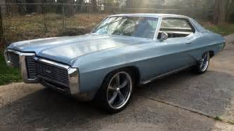 Grand Prix Pontiac Ready To Roll 1968 Pontiac Grand Prix
