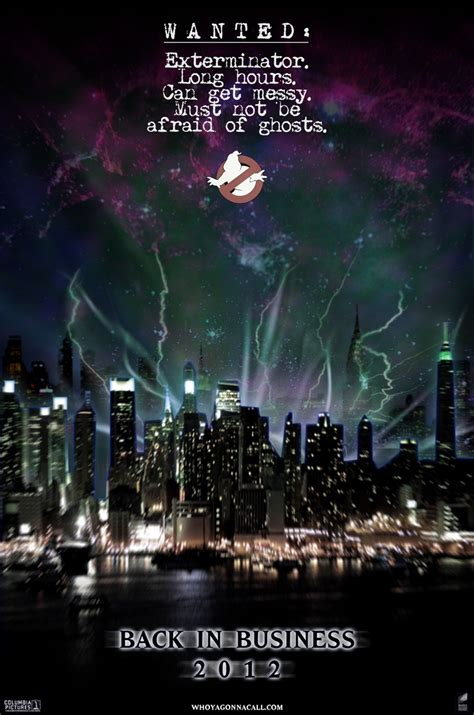 ghostbusters 3 film ghostbusters 3 movie poster by fauxster on deviantart