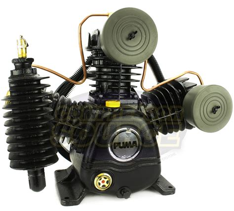 3 cylinder 2 two stage cast iron air compressor 15 scfm new ebay