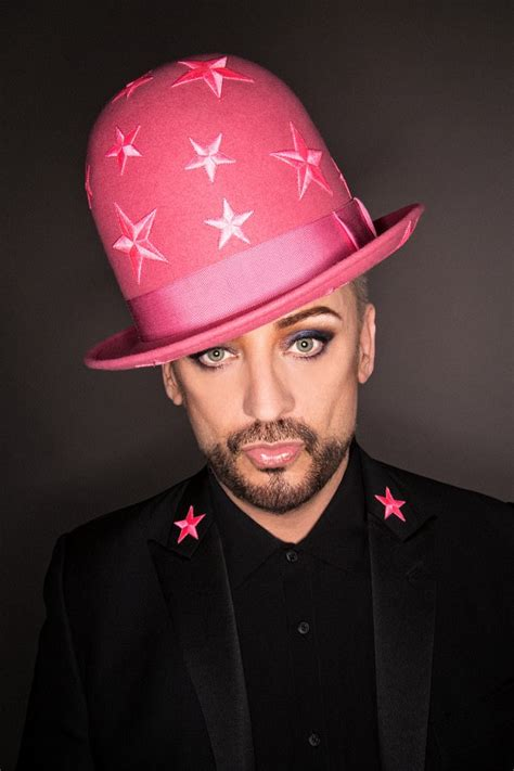 Boy George Me by Boy George Signs His Major Record Label In 30 Years
