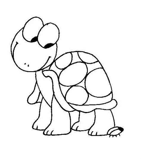 turtle pattern drawing turtle line drawing templates and stencils for crafts