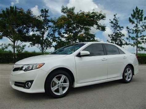 Toyota Camry Se For Sale 2014 Toyota Camry Se For Sale In Kingston Jamaica For