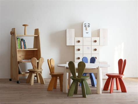 environmentally friendly furniture  children  hiromatsu