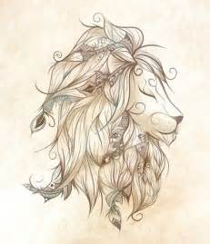 Explore feminine lion tattoo girly lion tattoo and more