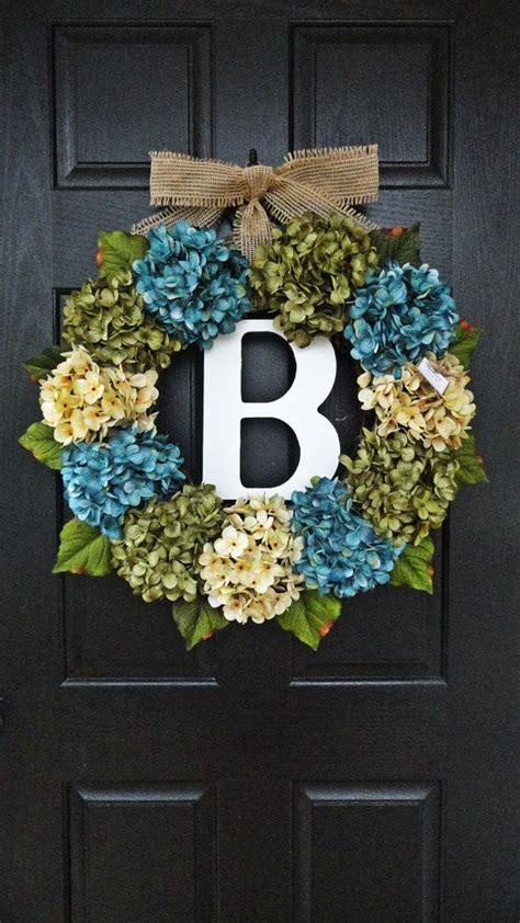 lovely diy spring easter wreaths