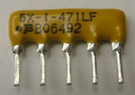 sip resistor pack build thread jlm audio