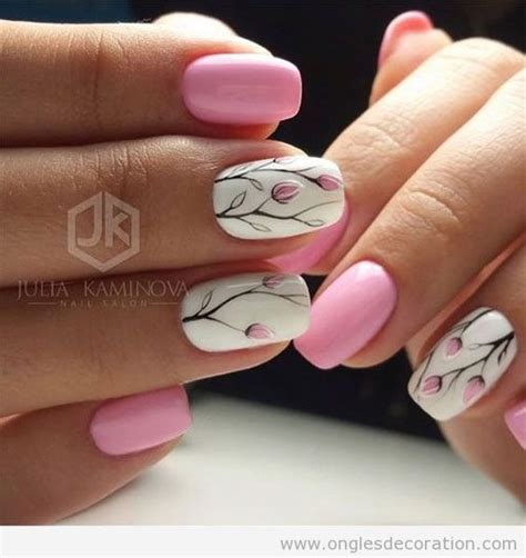 Modele Ongle Gel Nail by Deco Ongles Gel 2017