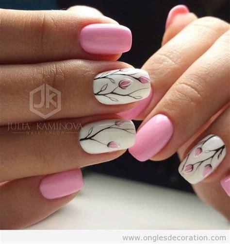 Deco Sur Les Ongles by D 233 Coration Sur Ongles Nail Dessin Sur Ongles