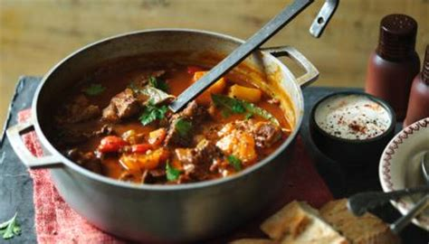 beef goulash soup gulyas leves recipe bbc food
