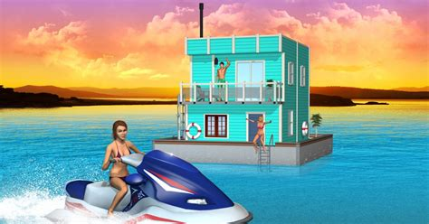 Sims 3 Island Paradise Boat House 28 Images The Sims 3