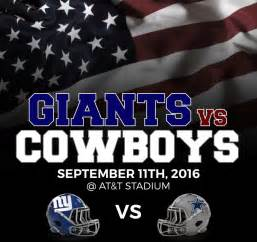 new york giants vs dallas cowboys 2011 images