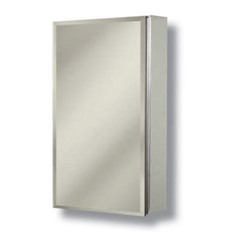 broan nutone medicine cabinets gallery deluxe stainless steel recessed or surface mount