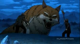 Giant wolf vs dinosaurs on jurassic park naruto forums