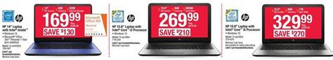 Office Depot Laptop Sale by Office Depot Officemax Black Friday Ad Features 119