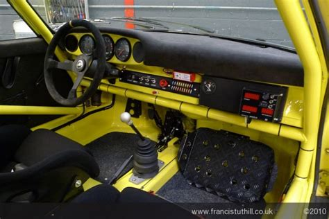 Rally Auto Cockpit by Porsche Rally Cockpit Features