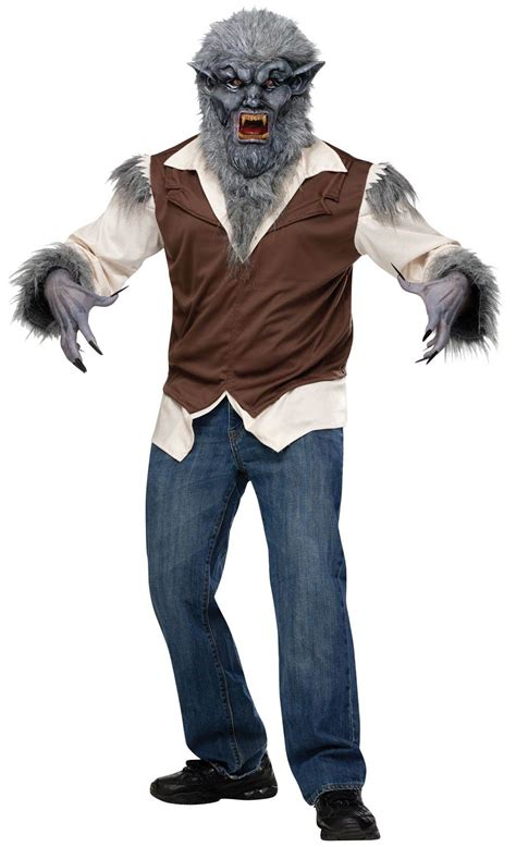 j wolf costume wolf twilight jacob costume grey mask