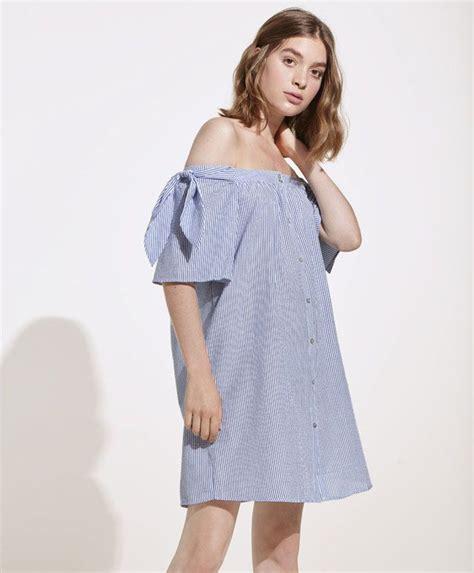 blauwe overhemd jurk 25 beste idee 235 n over blauwe strepen op pinterest blauwe