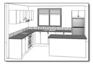awesome Small L Shaped Kitchen With Island #1: L%20Shaped%20Kitchen%20View.jpg