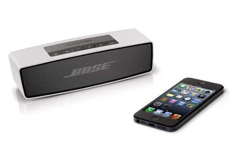 Sound System Bose Untuk Mobil bose soundlink mini bluetooth speaker announced