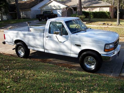 1995 Ford F250 by 327mustang 1995 Ford F250 Regular Cab Specs Photos