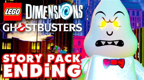 GHOSTBUSTERS 2016 Story Pack Ending! LEGO Dimensions ... Lego Dimensions Cheat Codes Ps4