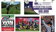Great Giveaway Football Contest - 1000 images about football promotions fun contests fundraisers for sponsors boosters