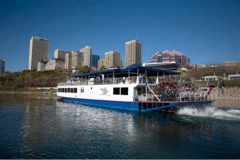 boat service edmonton edmonton river queen century services inc
