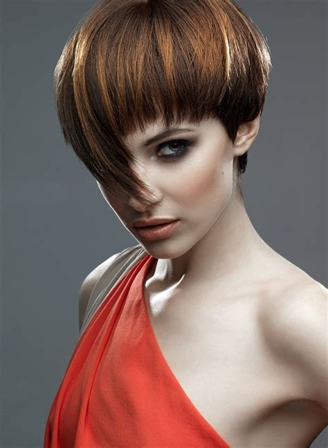 Short Hairstyles Colours And Cuts | hair color ideas for short haircuts