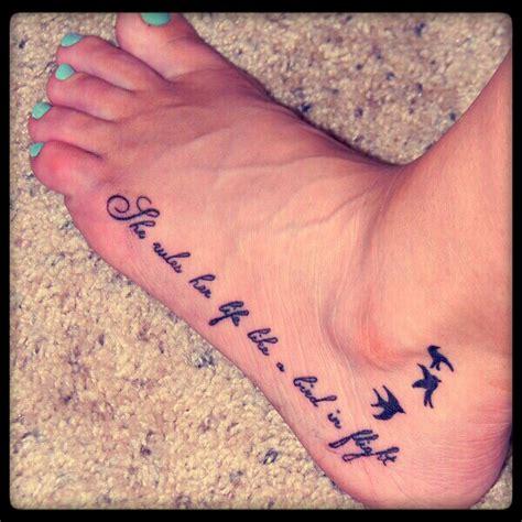 stevie nicks tattoo she like a bird in flight bird foot