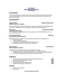Basketball Coach Resume Example Football Coaching Resume Template Free Resume Example
