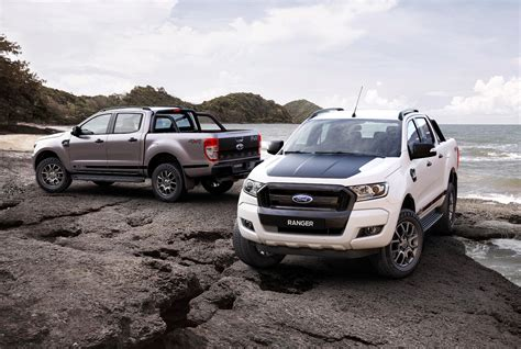 ford special edition cars news ford outs special edition ranger fx4