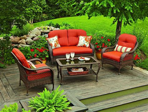 patio walmart outdoor patio furniture wayfair outdoor