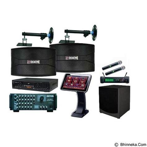 Paket Sound System Dan Dvd jual technic audio sound system karaoke paket 5 merchant