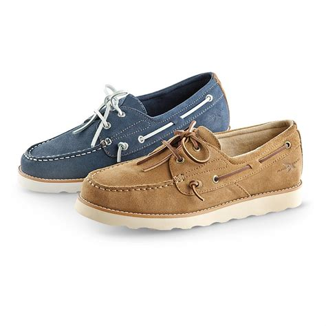 mens rugged shoes s rugged shark wheelhouse boat shoes 614945 boat water shoes at sportsman s guide