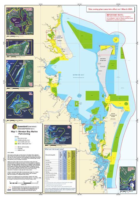 moreton bay marine parks zones by myboatingshop com issuu