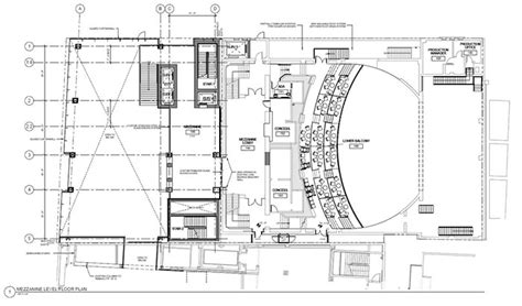 floor plan theatre insight this is why the carolina theatre renovation works