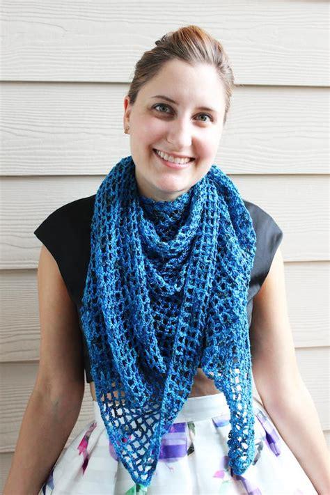 ella s rhythm shawl allfreecrochet