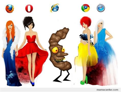 Web Browser Meme - internet browsers by ben meme center