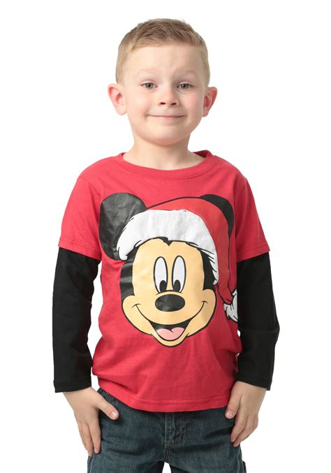 Longsleeve Mobuse compare disney santa mickey mouse sleeve sweatshirt for miscellaneous prices and buy