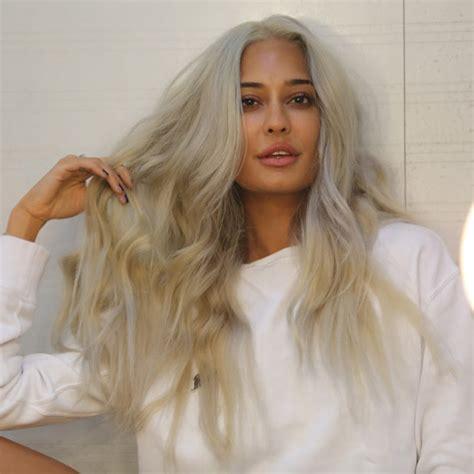 indian hair color haydon platinum blond hair colour